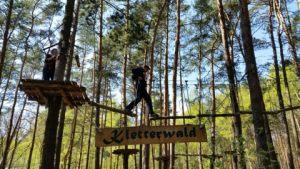 Kletterwald_Schorfheide
